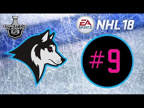 NHL 18 ~ Minneapolis Huskies Franchise Mode ~ #9 (Terrible Timing)