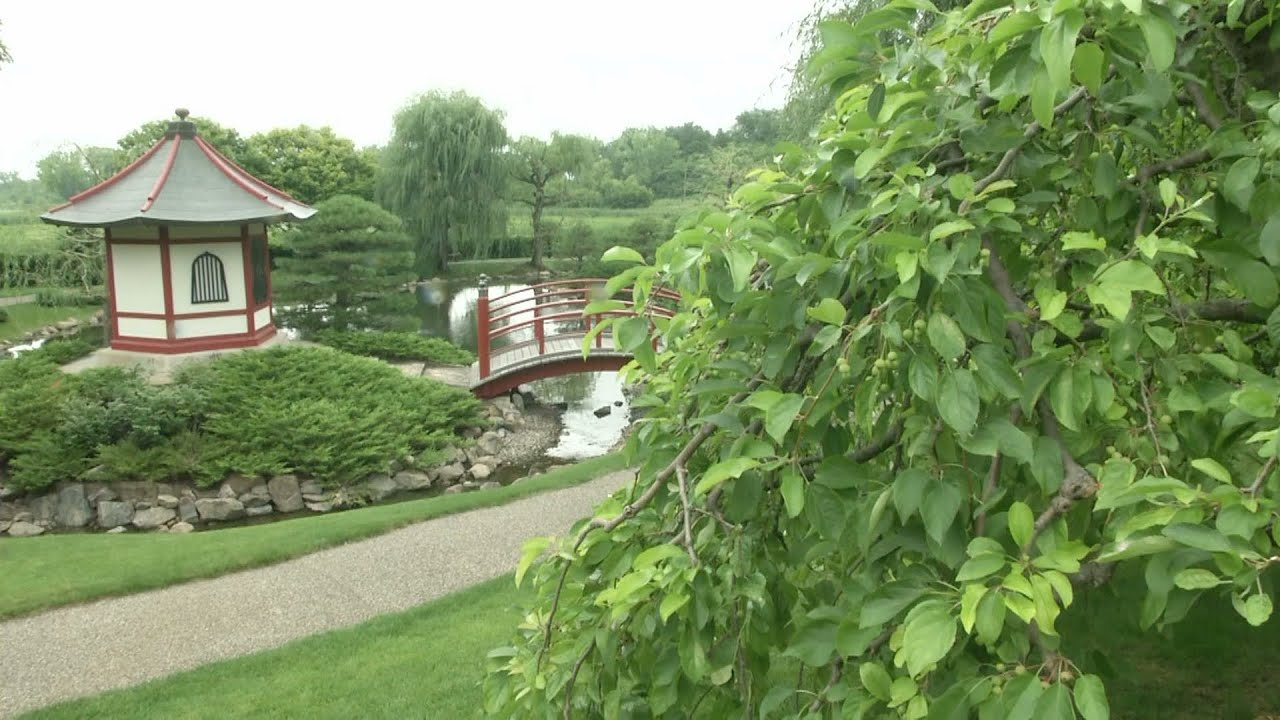Japanese Garden at Normandale