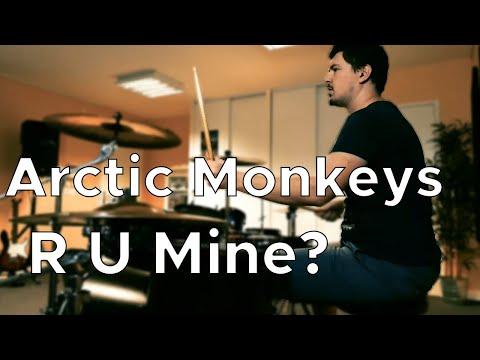 Première Drum Cover - Arctic Monkeys - R U Mine?!
