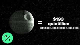 How The Death Star Triggered a Galactic Recession