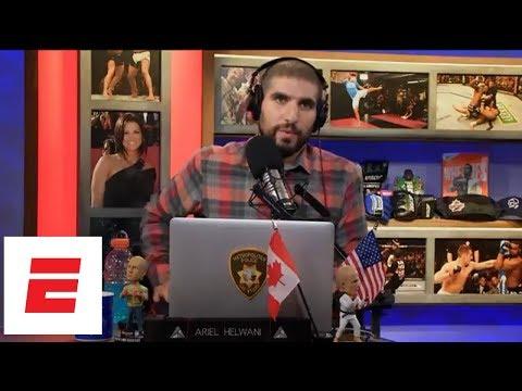 [FULL] Yoel Romero interview | Ariel Helwani's MMA Show | ESPN