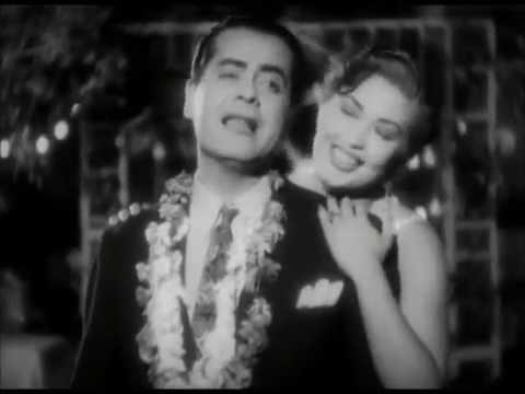 """أغنية """"أنا واللي بحبه"""" للموسيقار فريد الاطرش من فيلم آخر كذبة ١٩٥٠"""
