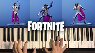 *NEW* Leaked Fortnite Emotes On Piano (Criss Cross, Tai Chi, Jugglin')
