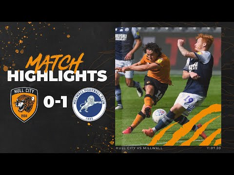 Hull City 0-1 Millwall | Highlights | Sky Bet Championship