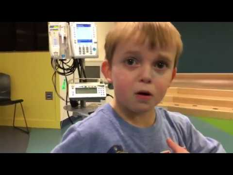 Your heart will melt: 5-year-old boy learns he's getting a new heart