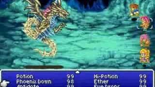 Final Fantasy V Advance - Neo Shinryu