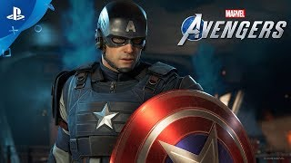 Marvel's Avengers - E3 2019 Reveal Trailer em Português | PS4