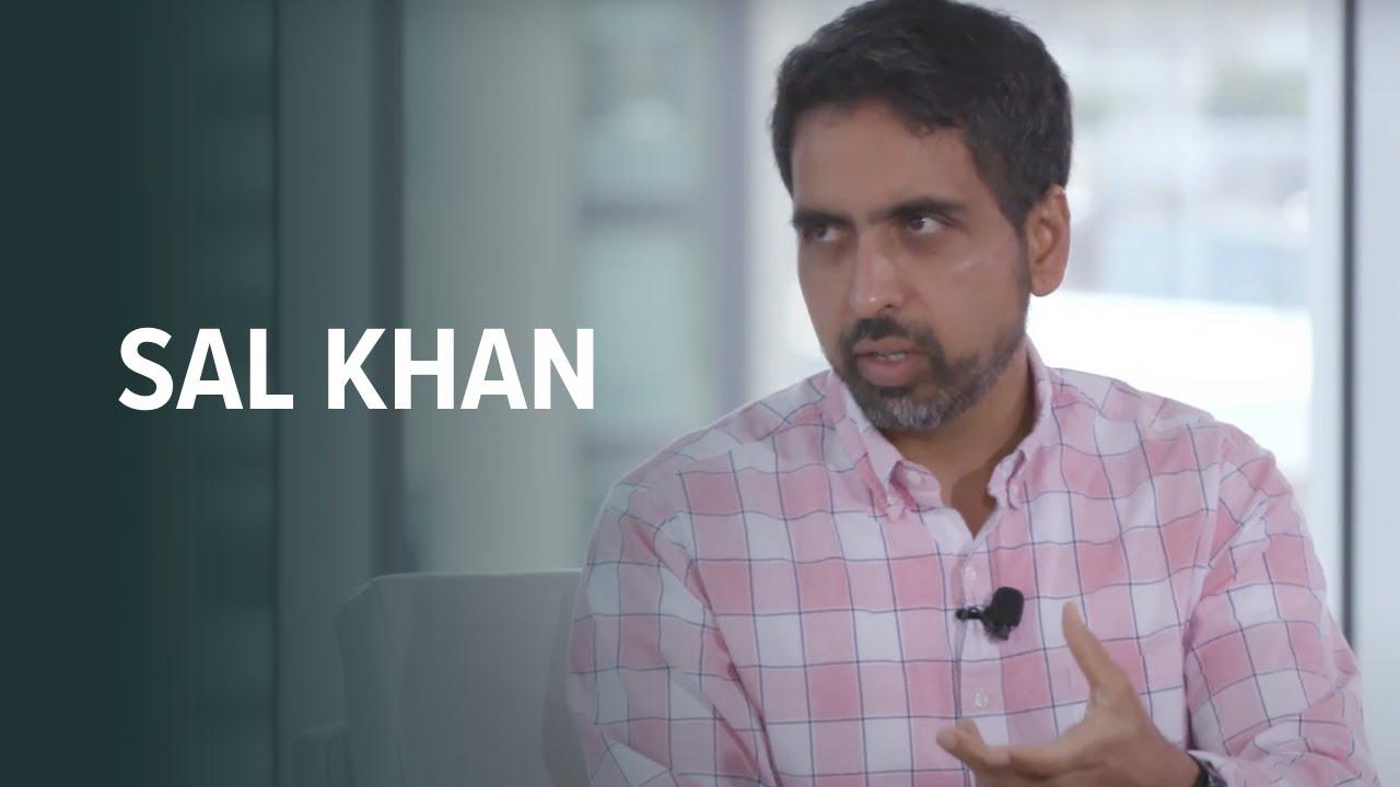 INBOUND 2019 Studio   Sal Khan, Founder of Khan Academy