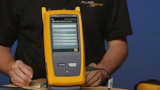 OptiFiber® Pro OTDR - Setup: By Fluke Networks