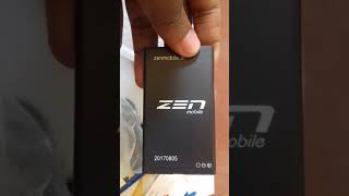 Zen x50 mobile unboxing & review #10