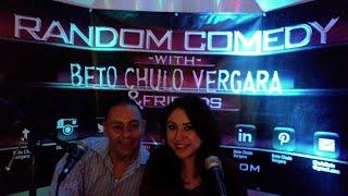 RANDOM COMEDY RADIO w/ Beto Chulo Vergara (2/28/19) Topic: How 2 Stay Together 7yrs -Guest: Alicia V