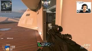 """INSANE GUN GAME!"" - Dream Team v8 - Call of Duty: Black Ops 2"