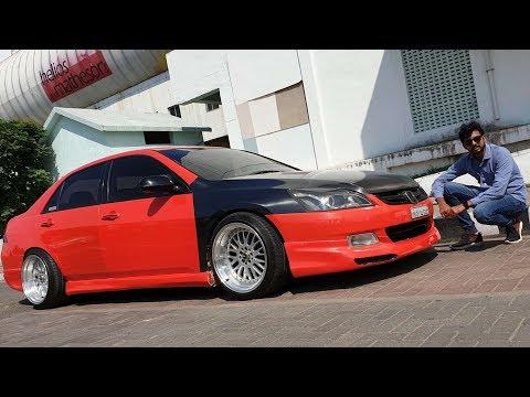 Modified Honda Accord - Mugen Power FTW | Faisal Khan