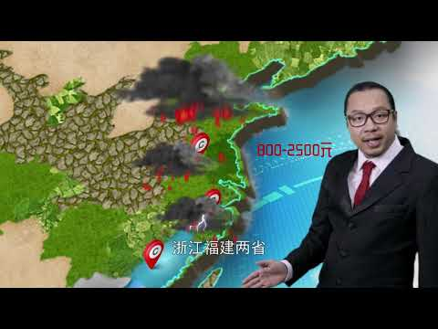 2019春节最准的红包雨天气预报,说中你家了吗?