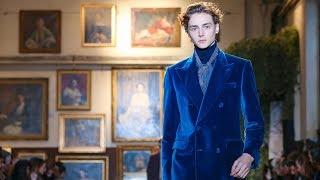 Etro | Fall Winter 2020/2021 Full Show | Menswear