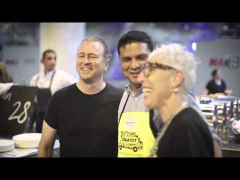 The 2016 OzHarvest CEO CookOff