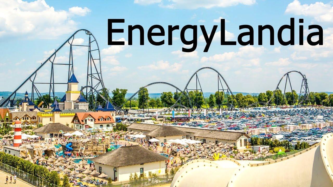 Американские горки в Польше, Energylandia