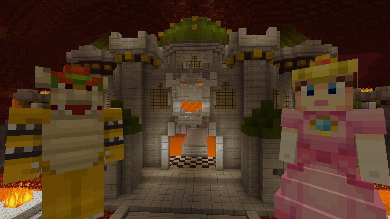 Minecraft Peach Build