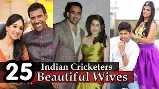 Ndian Cricketers Wife   25 Beautiful Wives Of  Ndian Cricketers   Ndian Cricketers Wives