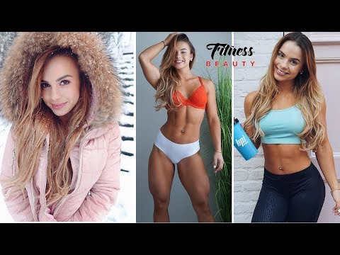 SAVANNAH PREZ - Fitness Model: Full Body Exercises and Workouts | Fitness Beauty