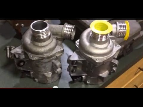 Bmw E90 E91 E92 E93 325i 328i 330i Electric Water Pump And