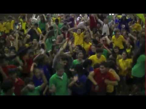 Harlem Shake 700 students - School Edition - Dubai Internati