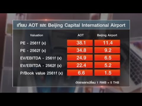 DBS Explorer : เปรียบเทียบ AOT และ Beijing Capital Internation Airport [17-04-61]
