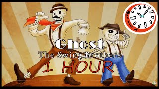 Undertale - The Swing Brothers [Electro Swing Remix]  1 hour | One Hour of...