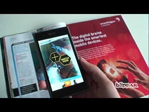 Stuff Magazine goes interactive via blippar