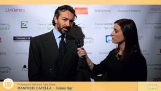 Manfredi Catella - Financecommunity Awards 2015 by financecommunity.it