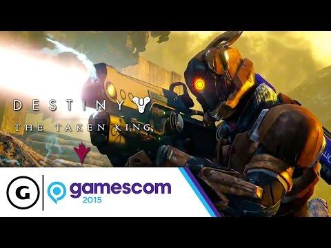 Destiny: The Taken King - We Are Guardians Gamescom 2015 Trailer