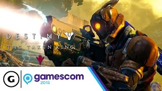 Destiny: The Taken King - We Are Guardians Gamescom 2015 Trailer