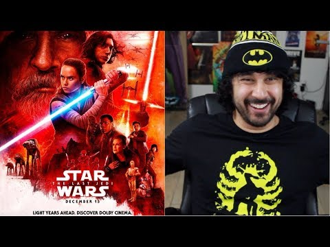 STAR WARS: THE LAST JEDI - BIGGEST COMPLAINTS I Agree & Disagree W/ After 2ND VIEWING!! **Spoilers**