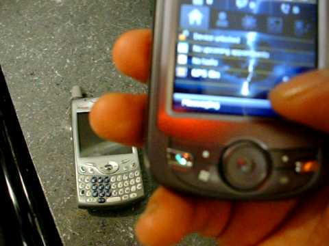 palm treo 650 and mogul