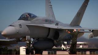Spending a day with the 'Black Knights' Fighter Squadron