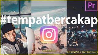 Edit Video Seperti Tempat Bercakap Untuk Instagram