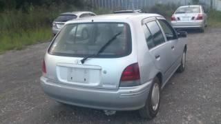 Видео-тест автомобиля Toyota Starlet (EP91-0132091 1996г)