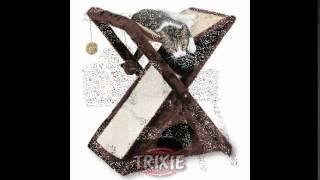 кошачьи домики и спортивные тренажоры