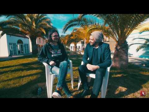 Woodrock Festival 2017 | Kamille Sharapodinov interview (The Legendary Flower Punk)