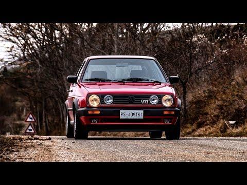 Volkswagen Golf GTI Mk2: Una Youngtimer Per Tutti I Giorni - Davide Cironi Drive Experience
