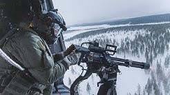 Northern Griffin 20 – Kansainvälinen talviharjoitus Lapissa | Winter training exercise