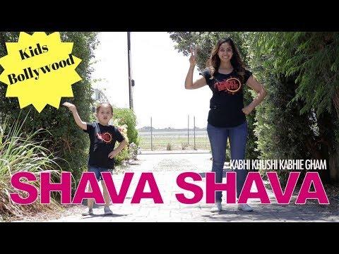 Say Shava Shava (K3G) | Bollywood Dance Cover |Amitabh Bachchan, Shah Rukh Khan | Fusion Beats