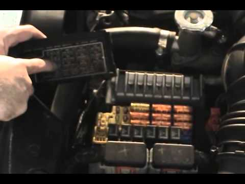 Fuel Pump Electrical Test - Relay and Fuse check - Advance Auto Parts