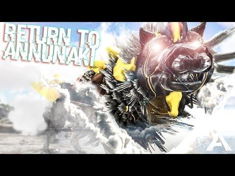 ARK: Survival Evolved - FOREWORLD MYTH WOLF TAMING, RAGING #6 - Annunaki Genesis Modded Gameplay