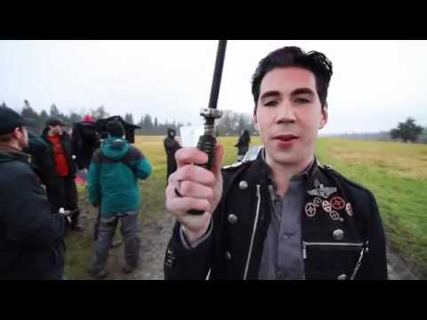 Marianas Trench:Behind The Scenes of Fallout (Bonus from vinyl album)