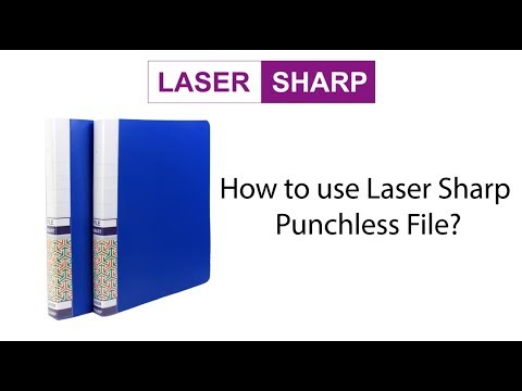 How To Use A Punchless File