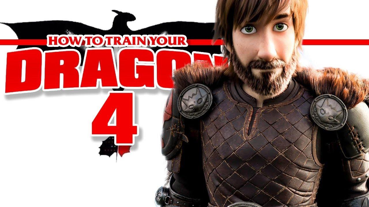 Habrá Cómo Entrenar A Tu Dragon 4 Dreamworks Youtube
