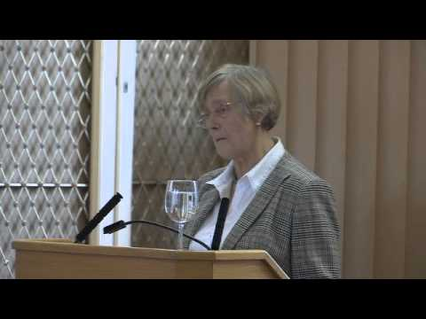 General Council | February 2012 | Dame Stella Rimington - YouTube