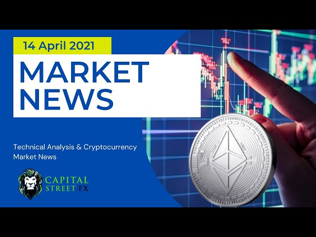 [Ethereum Price] Technical Analysis & Cryptocurrency Market News -April 14, 2021 | Capital Street Fx