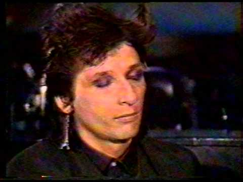 Johnny Thunders interview.